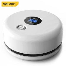 得力(deli) 便携式车载充气泵数显预设胎压青春版  DL880180