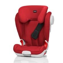 宝得适/Britax  凯迪成长XP SICT汽车儿童安全座椅 isofix接口 3-12岁(热情红)