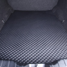 五福金牛 环保复合专车专用汽车尾箱垫后备箱垫【黑色】【多色可选】
