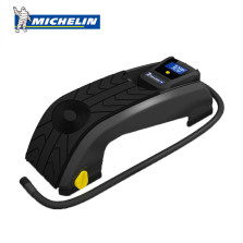 米其林/Michelin 脚踩式单缸充气泵 多用途车载数显迷你打气泵 4745ML