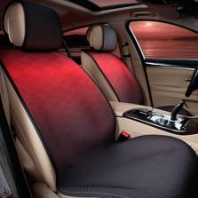 Mubo牧宝 MSJ 1607系列 四季空调垫五座通用汽车座垫【黑色】【多色可选】