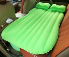 ELENIK 车载旅行床车中床汽车后排充气床垫 SUV和轿车通用【绿色/无档】