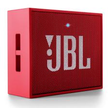 JBL GO音乐金砖 无线蓝牙小音箱 便携迷你音响/音箱 魂动红