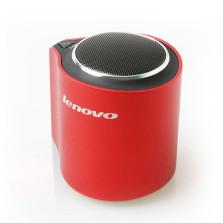 联想/Lenovo 无线蓝牙音箱 迷你便携式音响低音炮 车载 户外 接听电话 播放音乐【红色】