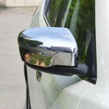 NFS 日产奇骏14至16款 后视镜罩后视镜盖亮条【后视镜罩】