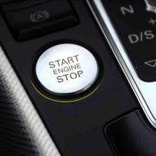 NFS 奥迪A5 一键启动无钥匙 一键点火系统原装无钥匙进入 10-16款【钥匙/把】