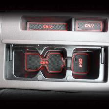 NFS 本田CRV 门槽垫 15年款【红色】