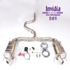 Invidia音威帝排气 【2012款及之后车型】别克君威GS Q300系列带阀门全段