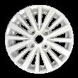 丰途严选/HG5009 15寸低压铸造轮毂 孔距4X114.3 别克凯越原厂款