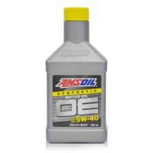 【美国原装进口】安索/AMSOIL OE系列 全合成长效静音 汽车机油润滑油 SN级 5W-40 0.946L