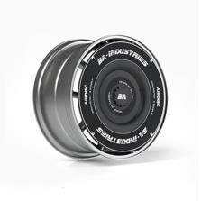 BA 湾区工业| 特斯拉model 3/y专用改装轮毂盖 黑色(基础款) 2只装