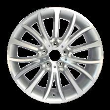 丰途严选/HG5014 18寸低压铸造轮毂 孔距5X120 宝马525LI原厂款