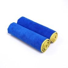 途虎定制 洗车毛巾强吸水小毛巾车用细纤维加厚不易掉毛擦车巾 小号40*40cm【2条装】