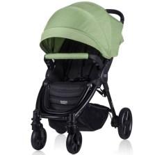 宝得适/Britax 欢行B-nest 婴儿推车可坐躺可折叠婴儿车轻便童车(草木绿)