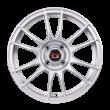 【限时7折 四只套装】丰途/华固HG2661 16寸 低压铸造轮毂 孔距4X114.3 ET40银色涂装