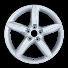 丰途严选/HG5137 18寸 奥迪A4L原厂款轮毂 孔距5X112 ET47银色涂装