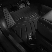 3W 全TPE脚垫雷克萨斯ES RX NX CT GS专车专用无异味健康脚垫【NX黑色】