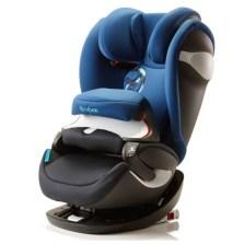 德国 cybex/赛百适 pallas m-fix 儿童安全座椅isofix 9个月-12岁权威ADAC认证【格调蓝】