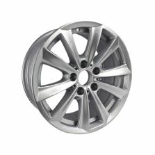 丰途/HG0443 18寸 宝马5系原厂款轮毂 孔距5X120 ET30银色涂装