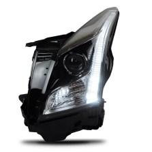 【免费安装】龙鼎atsl(14-18款)低升高大灯总成 改装氙气LED日行灯上下齐亮 带汉雷灯泡+一体化安定器【一对】