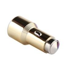 尤利特/UNIT 安全锤车载充电器 3.1A双USB烤漆款 YD-1316