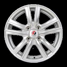 丰途/FT501 14寸低压铸造轮毂 孔距4*100