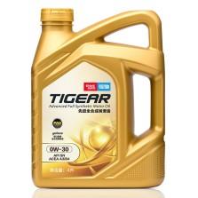【韩国SK制造】驾驰/THINKAUTO TIGEAR PAO先进全合成润滑油 SN 0W-30 4L