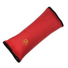安美时  儿童汽车安全带套 可爱卡通 毛绒护肩套 护肩枕 汽车用品睡觉