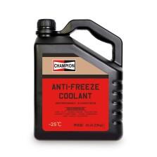 冠军/CHAMPION 全能长效防冻冷却液 -25°C 沸点108°C 4L CC-25-NC-4L灰桶