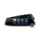 360行车记录仪S600导航语音声控智能后视镜