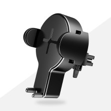 洛克/ROCK W2 车载无线充电支架 车载手机支架 【适用8/8P/X/带无线充电的安卓机】