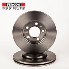 菲罗多/FERODO 前刹车盘 DDF1140P-D 套/2片装