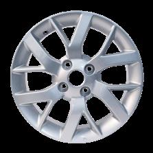丰途严选/HG1309 14寸 日产新阳光原厂款轮毂 孔距4X100 ET40银色涂装