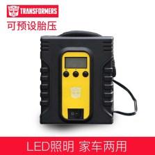 变形金刚 大黄蜂系列 预设胎压迷你充气泵【黑黄】TFLP-T06