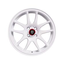 丰途/FT504 15寸低压铸造轮毂 孔距4X100  白色涂装