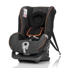 宝得适/Britax 头等舱 白金版 0-4岁双向安装 儿童安全座椅(白金版曜石黑)