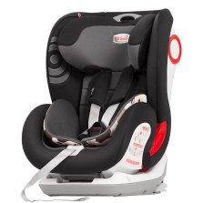 Savile猫头鹰 卢娜 9个月-12岁 汽车用儿童安全座椅 isofix(黑鹰)