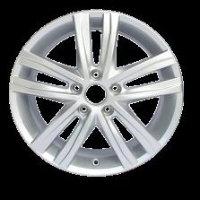 丰途严选/HG5003 17寸低压铸造轮毂 孔距5*112 速腾