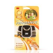 3M PN38802 凝胶型汽车香芬 汽车香水 除异味烟味(活力柑橘香)