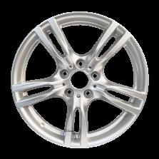 丰途严选/HG5674 18寸 新宝马3系原厂款轮毂 孔距5X120 ET35银色涂装