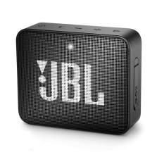 JBL GO2音乐金砖无线4.2蓝牙音箱 IPX7防水溅户外口袋便携车载低音炮 充电迷你语音免提通话小音响【GO2 夜空黑】