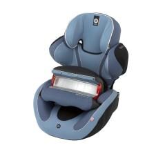 德国Kiddy/奇蒂 超能者系列 前置护体可坐躺儿童安全座椅 权威ADAC认证 9个月-4岁【牛仔蓝】