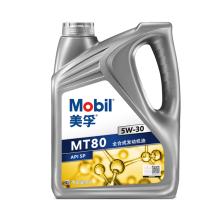 美孚/Mobil MT80 科技联创款 全合成发动机油 SP 5W-30 4L