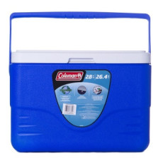 科勒曼/COLEMAN 26升手挽保温箱(蓝)3000001358