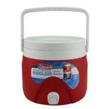 科勒曼/COLEMAN 7.5升带龙头层叠式保温桶(红)3000001362