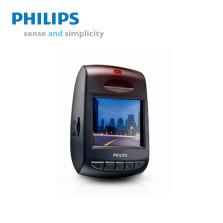 飞利浦/Philips ADR7600专业车载行车记录仪高清1080P 单镜头标配+16G卡