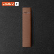 CICIDO+ Alcantara 翻毛皮汽车安全带护肩套保护套保险带套