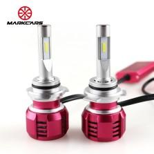 迈酷势/MARKCARS V8 汽车LED大灯 改装替换 9012 6000K 一对装 白光【下单请备注车型】