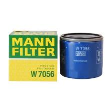 曼牌/MANNFILTER 机油滤清器 W7056
