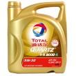 【正品授权】道达尔/Total 快驰9000 EXTRA 全合成机油5W-30 SN/GF-5 4L
